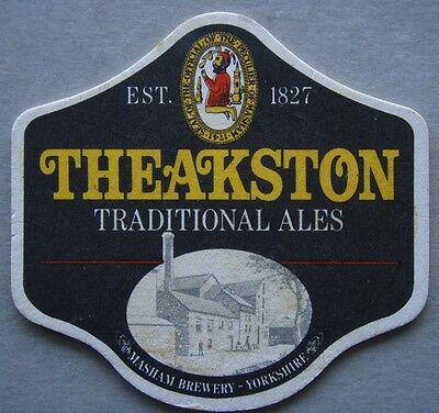 Theakston Traditional Brewers Masham Yorkshire Coaster (B303)