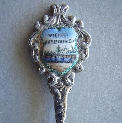 Victor Harbour SA Souvenir Spoon Teaspoon