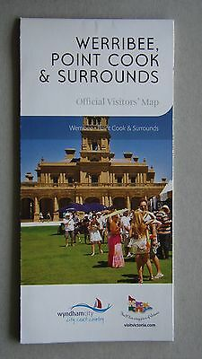 Werribee Point Cook Official Visitors' Map Brochure
