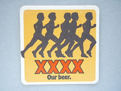 Xxxx Our Beer Runners - Coaster