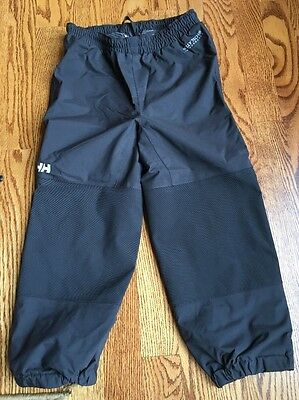 helly hansen Kids Rain Pants 4