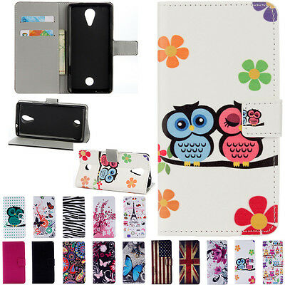 Wallet Leather+TPU Case Flip Stand Magnetic Phone Case Cover For iPhone Wiko