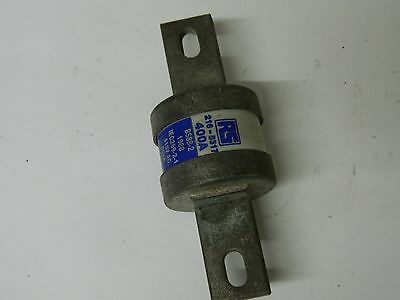 RS HRC Fuselinks TMF400 1X 400Amp HRC Fuses