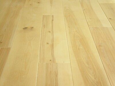 Solid Nordic Birch Hardwood Flooring Board Rustic 20x210 x 400-1400mm unfinished