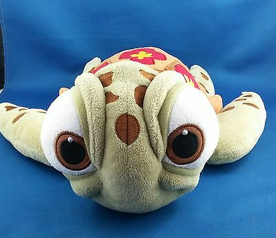 "Disney Finding Nemo Movie ""Squirt"" Turtle Plush Stuffed Animal Toy - 13"""