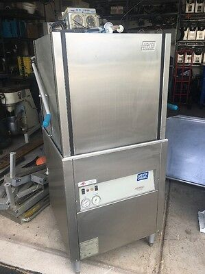 Moyer Diebel M160M3 Commercial Restaurant Upright Pass Though Dishwasher