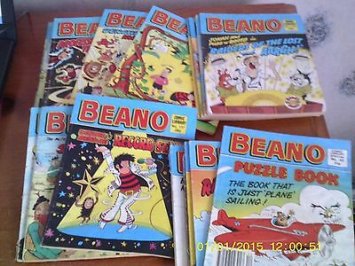 20 Mixed Beano  Comic Library  P/b