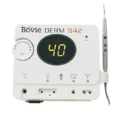 Bovie Hyfrecator A942 High Frequency Desiccator 40W Electrosurgical Generator
