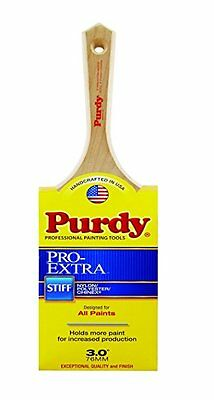 "Purdy Brush Pro- Extra Monarch 3"" professional decorating paint brush"