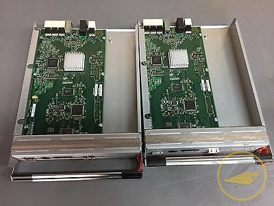 *lot Of 2* - Ibm 39R6516 Exp3000 Esm Controller Assembly P15685-12-B 39R6558