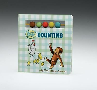 Curious Baby Counting (Curious George Board Book with Beads): By Rey, H. A.