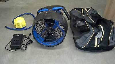 Scuba Dawg 250W 24v/10amp Sea scooter Used - Well Maintained - FREE SHIPPING