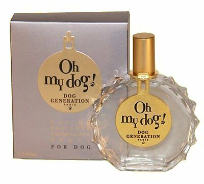Parfum pour chiens Oh My Dog Dog Generation 100 ml NEUF