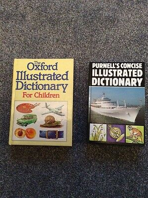 Oxford illustrated childrens dictionary Purnell's concise illustrated dictionary