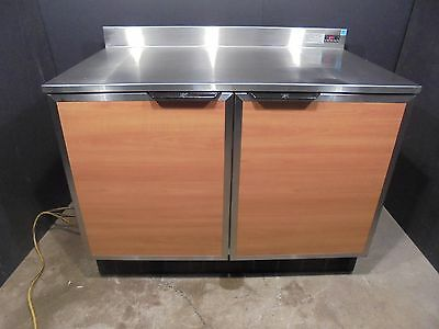 """Refrigerated  Worktop  Table  Counter  Prep Station  Duke 48"""" >>Nice<<"""