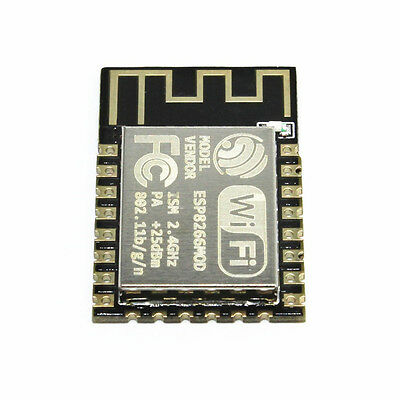 1PCS Serial Port Wireless Transceiver 4M Flash ESP8266 WIFI Module