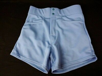 Vintage Ranger Coaches Shorts 100% Polyester Deadstock Made In USA