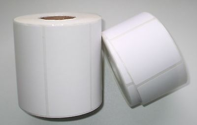 2800 QUALITY THERMAL TRANSFER LABELS - 100mm x 75mm