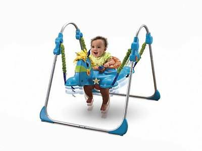 FISHER Price GALLOPING Fun JUMPEROO EXTREMELY Hard To FIND AWESOME Fun!
