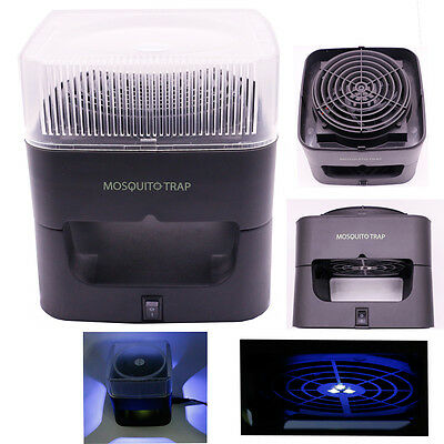 Insect Killer Mosquito Pest Fly Bug Zapper Catcher Trap Electric UV Light Lamp