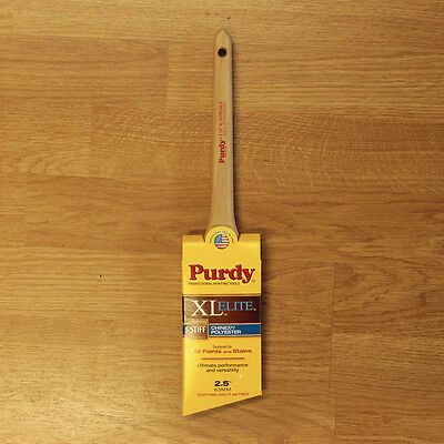 "Purdy XL Elite-Dale 2.5""  professional decorating paint brush FREE POSTAGE"