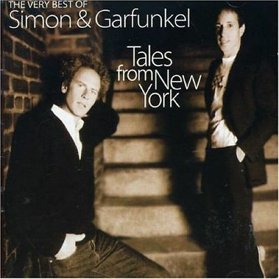 Simon And Garfunkel Tales From New York The Very Best 2 Cd New