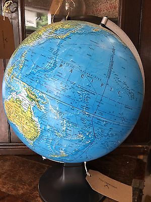 Vintage Globe Scanglobe Made In Denmark