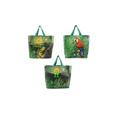 Style 14114: ECO SHOPPING BAG IN ASST PRINTS