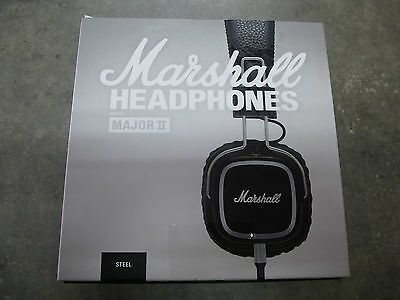 Casque MARSHALL Major II (couleur STEEL)