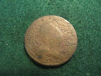Bermuda 1 Penny Coin 1793 George Iii Km# 5 Date Visible