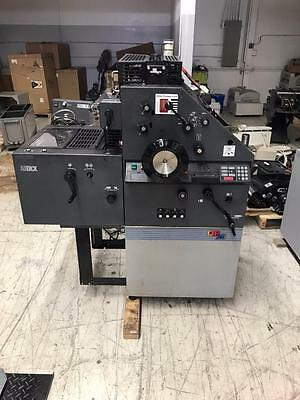 AB Dick QP25 Duplicator with T Head