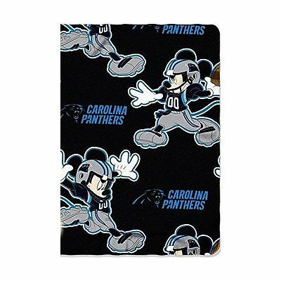 Northwest Officially Licensed NFL 50X60 Mickey Mouse Character Fleece Throw  ...