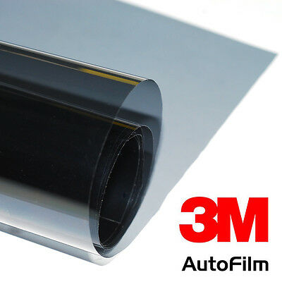 "3M Color Stable 50% VLT Automotive Car Truck Window Tint Film Roll 60""x6"" CS50"