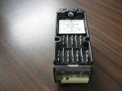 GE CR120K24003AA Relay (230 Volt, 60 HZ)