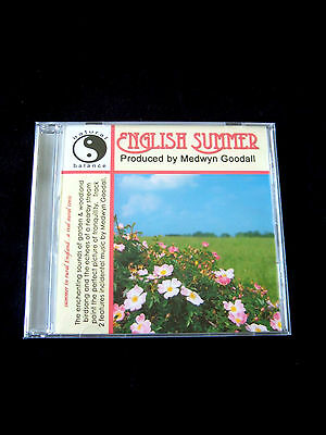 "Brand New & Sealed ""ENGLISH SUMMER"" CD by Medwyn Goodall, Enchanting sounds..."