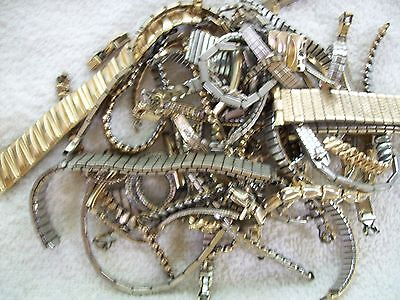 Gold Filled /RGP Watch Bands For Gold Recovery