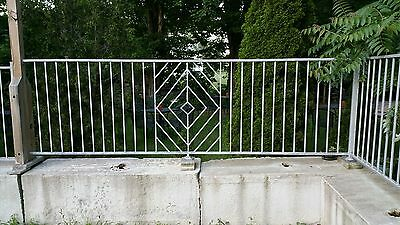 Artisan Estate Quality Wrought Iron Fencing & Gates (ONE-OF-A-KIND)