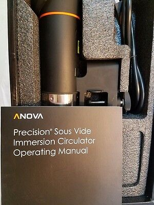 Special Sale - BRAND NEW Still in Box Black Anova One Sous Vide Cooker