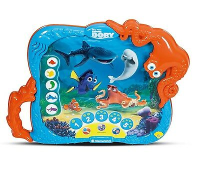 Disney Pixar Finding Dory Childrens Ocean Explorer Interactive Touch Pad Toy