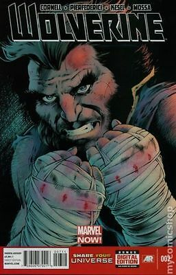Wolverine (2013 4th Series) #7 VF Marvel Comic (MR-6)