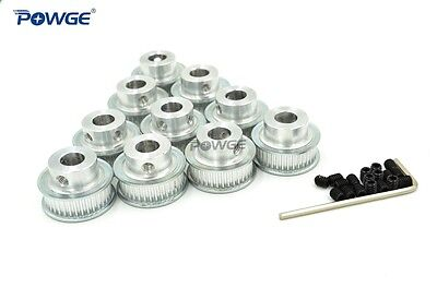 40 Teeth GT2 Timing Pulley Bore 5/6.35/8/10mm for Width 6mm 2GT Belt pulley 40T