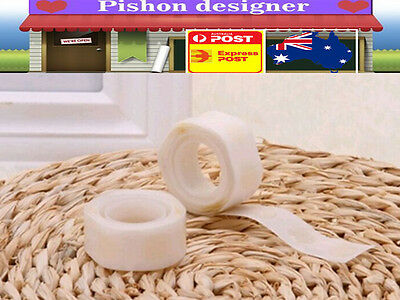 100x Balloon Glue 10mm Dots Photo Adhesive Bostik Party Double tape Scrapbooking