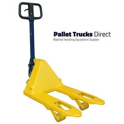 New Lift Mate PT25 · Small, Narrow and Short Pallet Truck · 460mm x 800mm