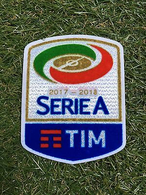 Patch Football SERIE A Italie 2017-2018