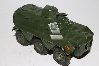 1950's Dinky Military Toys #676 Armoured Personnel Carrier, Original
