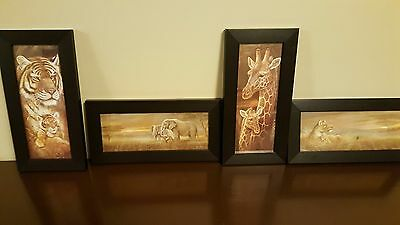 Set Of 4 Pictures Prints By Ruane Mannings