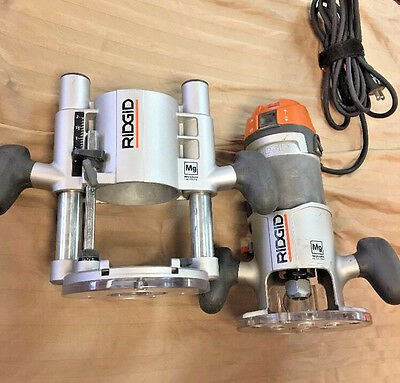 RIDGID Counter Top Router R2910 - R-2910 - FREE SHIPPING