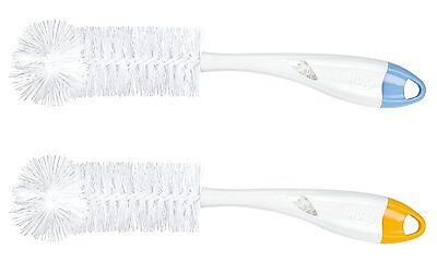NUK 2 in 1 Bottle and Teat Brush(Colors may vary) Free Fast Express *48h*
