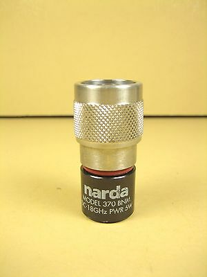 Narda  Model 370 BNM  DC-18GHz  5W