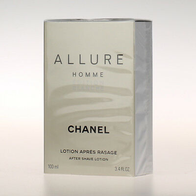 Chanel Allure Homme - Édition Blanche Aftershave Lotion 100ml